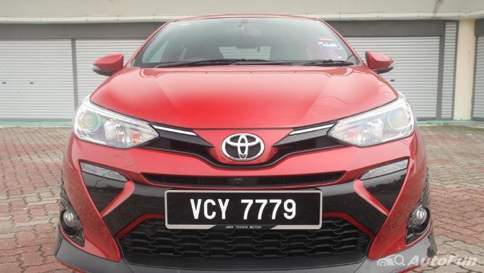 Toyota Yaris 2020 Exterior 009