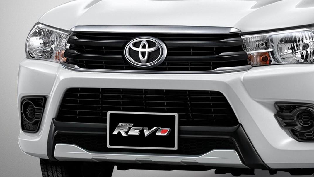 Toyota Hilux Revo Standard Cab 2020 Exterior 005