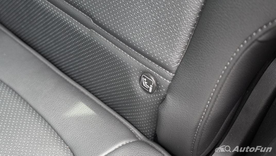2020 Honda CR-V 2.4 ES 4WD Interior 036