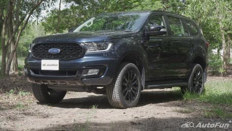 รูปภาพ Ford Everest