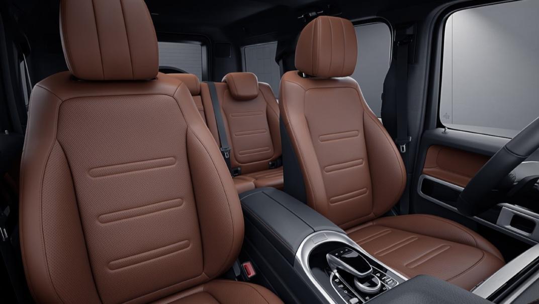 Mercedes-Benz G-Class 2020 Interior 011