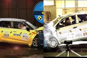 ปลอดภัยน้อยไปหน่อย... กับรถ 5 รุ่นเคยขายในไทย ที่ทดสอบได้ไม่เกิน 0-2 ดาวจาก Asean NCAP