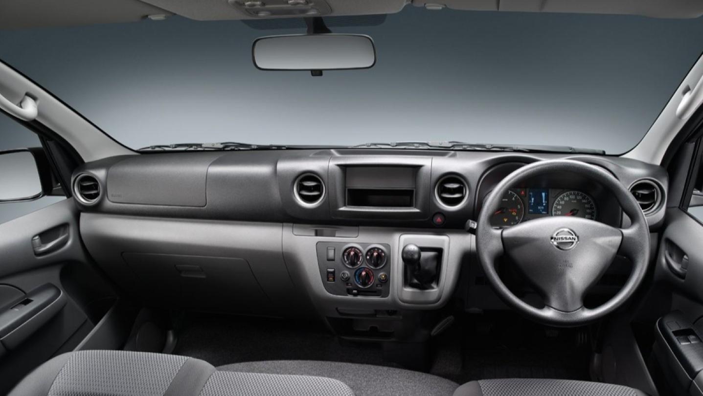 Nissan Urvan Public 2020 Interior 002
