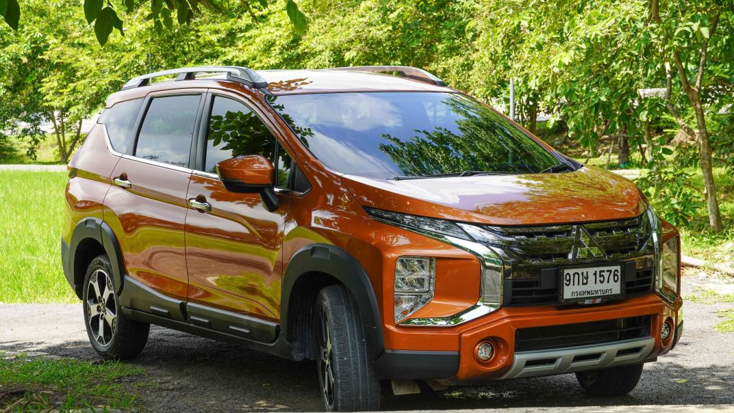 2020 1.5 Mitsubishi Xpander Cross AT Exterior 003