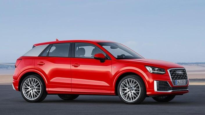 Audi Q2 2020 Exterior 003