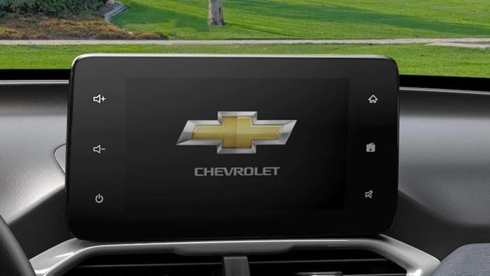 Chevrolet Captiva Public 2020 Interior 004