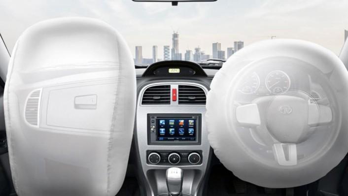 Tata Xenon Double Cab 2020 Interior 001
