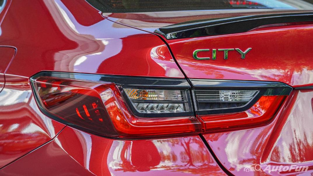 2020 Honda City 1.0 RS Exterior 024