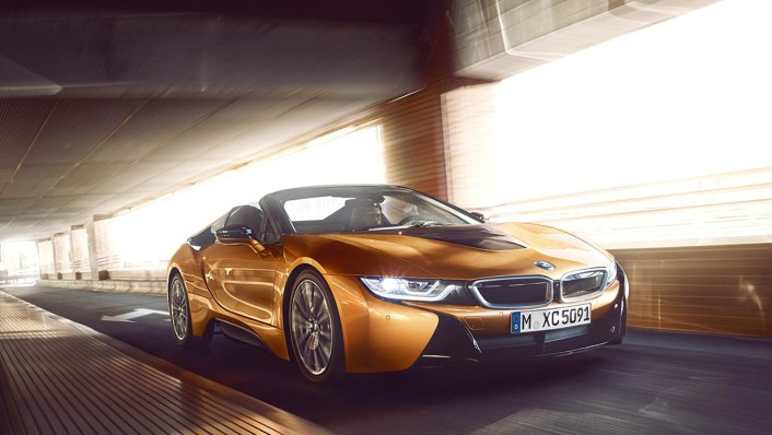 BMW I8-Roadster 2020 Exterior 001
