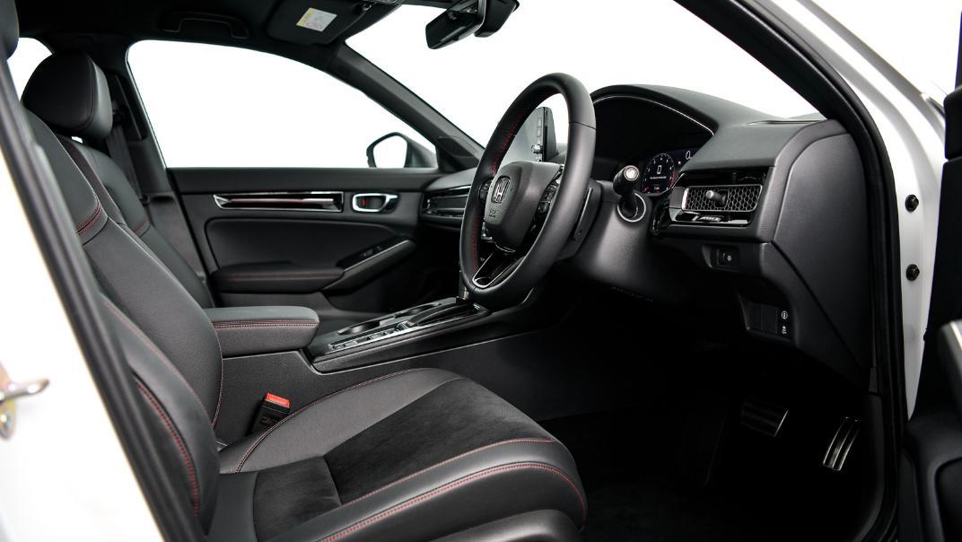 2022 Honda Civic RS Interior 080