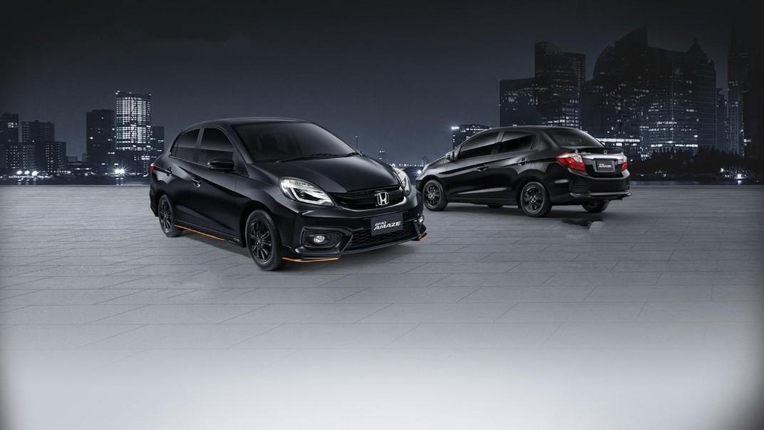 Honda Brio-Amaze 2020 Exterior 002