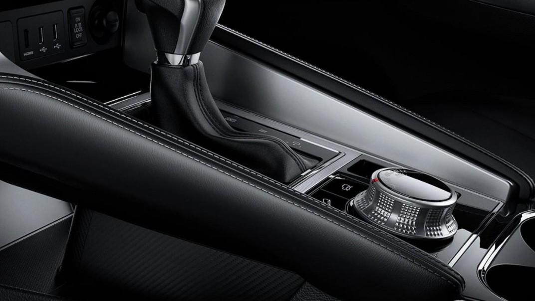 Mitsubishi Pajero Sport 2020 Interior 011