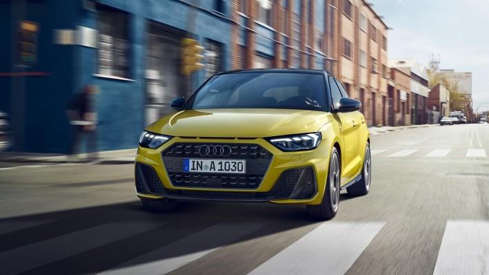 Audi A1 Sportback 2020 Exterior 001