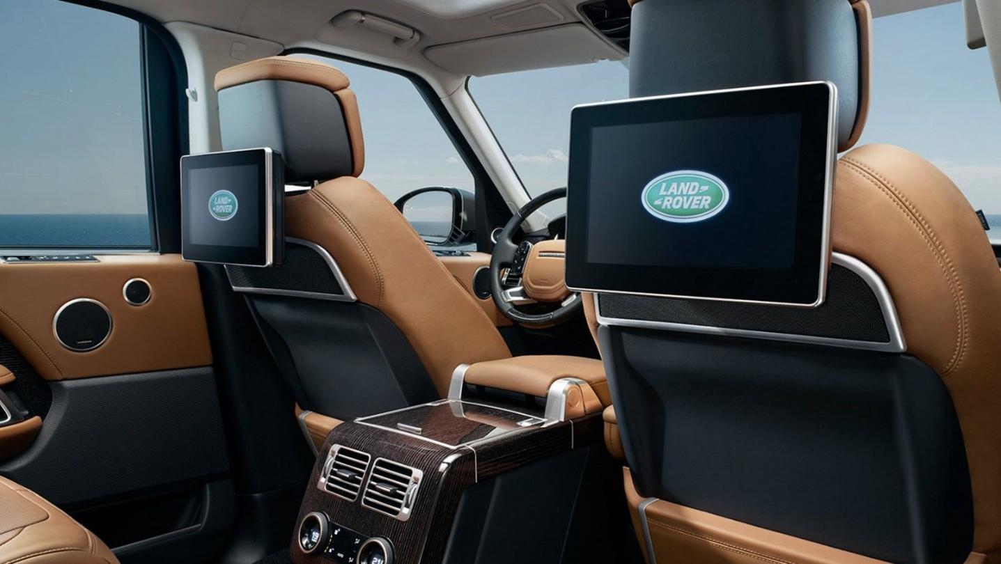 Land Rover Range Rover 2020 Interior 012