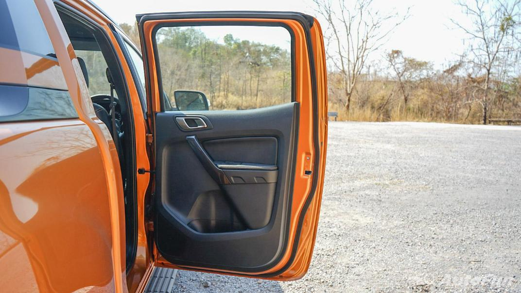 2020 Ford Ranger Double Cab 2.0L Turbo Wildtrak Hi-Rider 10AT Interior 052