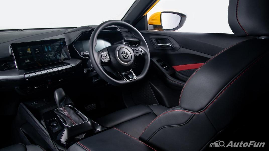2021 MG 5 Upcoming Version Interior 025