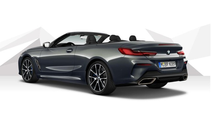 BMW 8-Series-Convertible Public 2020 Exterior 003