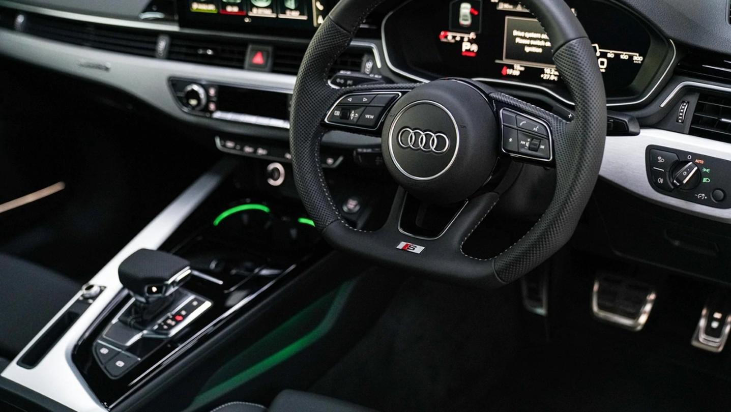 Audi A5 Public 2020 Interior 002