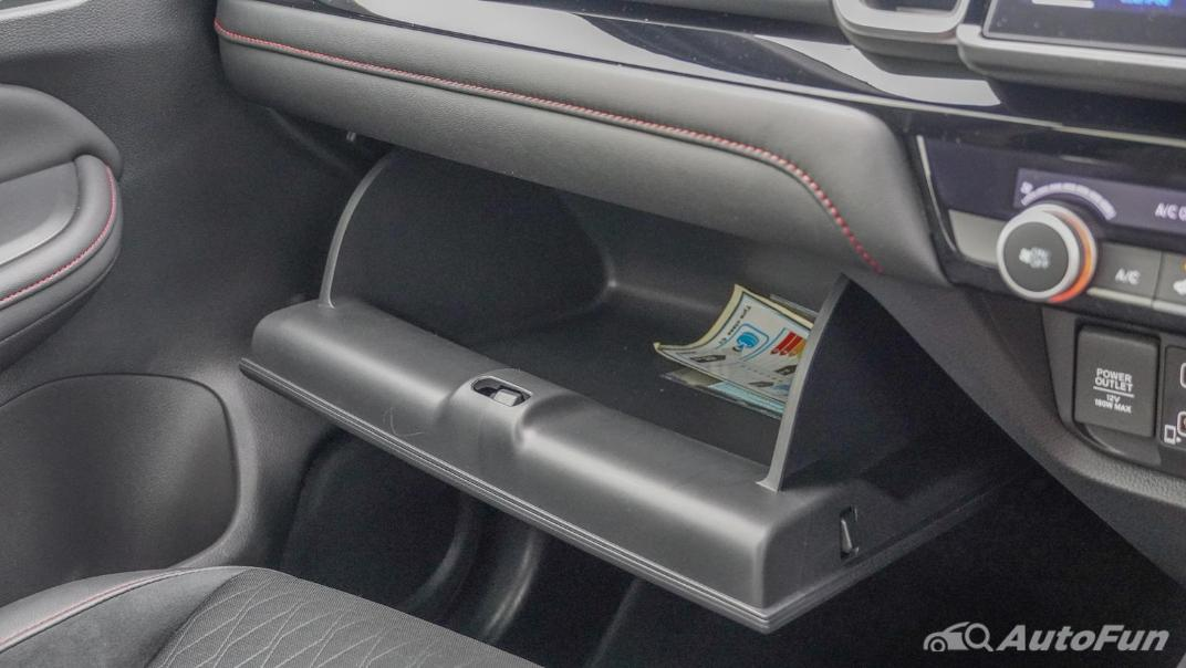 2021 Honda City e:HEV RS Interior 034