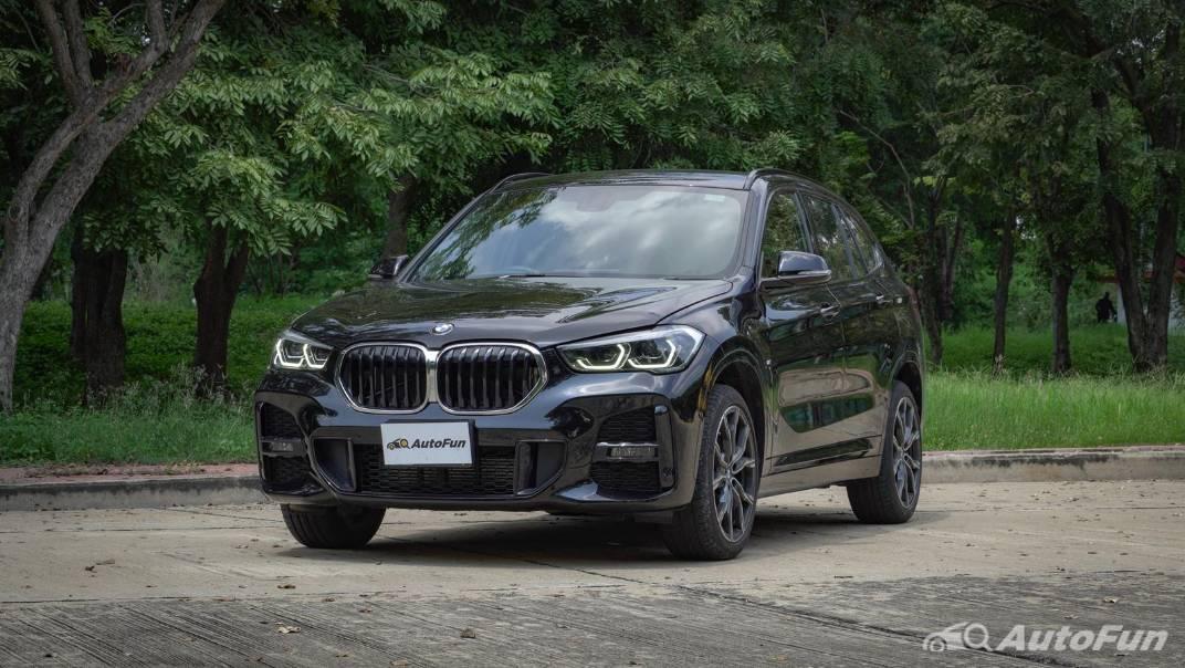 2021 BMW X1 2.0 sDrive20d M Sport Exterior 001