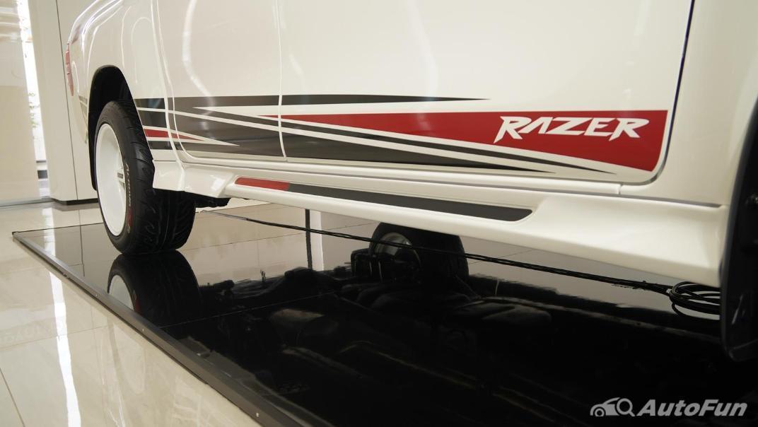 2021 Toyota Hilux Revo Double Cab Z Edition Exterior 013
