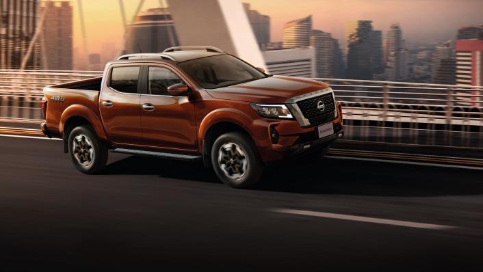 Nissan Navara 2021 Exterior 005