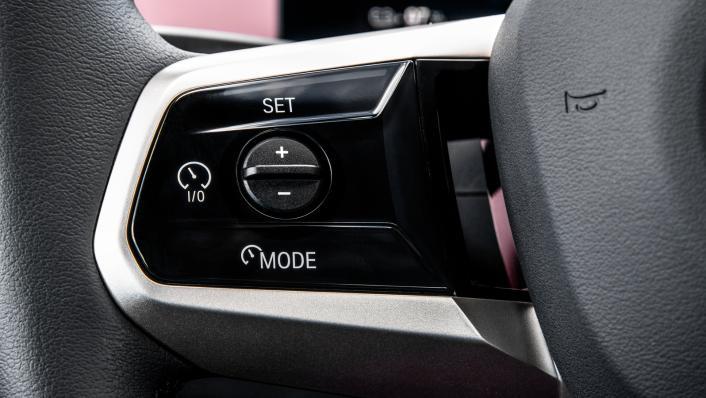 2021 BMW iX xDrive50 Sport Interior 006