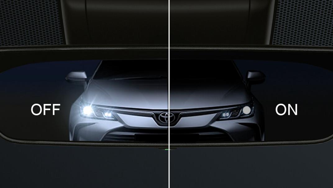 Toyota Corolla Altis 2021 Interior 011