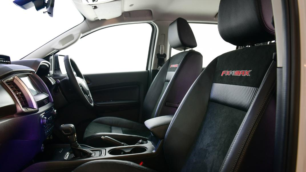 2021 Ford Ranger FX4 MAX Interior 023