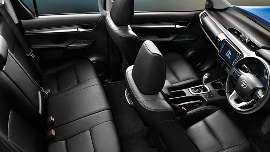 Toyota Hilux Revo Double Cab 2020 Interior 001