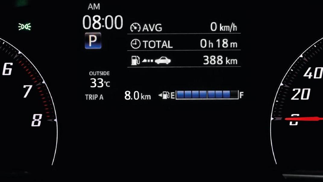 Toyota Sienta 2020 Interior 006