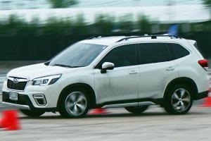 Subaru Ultimate Test Drive งานนี้ไม่ขายของ แต่ลองขับแล้วเพ้อ เหมือนโดนป้ายยาซะเอง