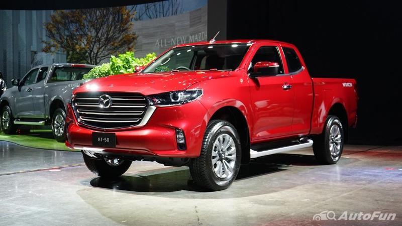 ทำไมคนเมิน 2021 Mazda BT-50 แต่มีเหตุผลที่ควรซื้อ ที่หลายคนมองข้าม 02