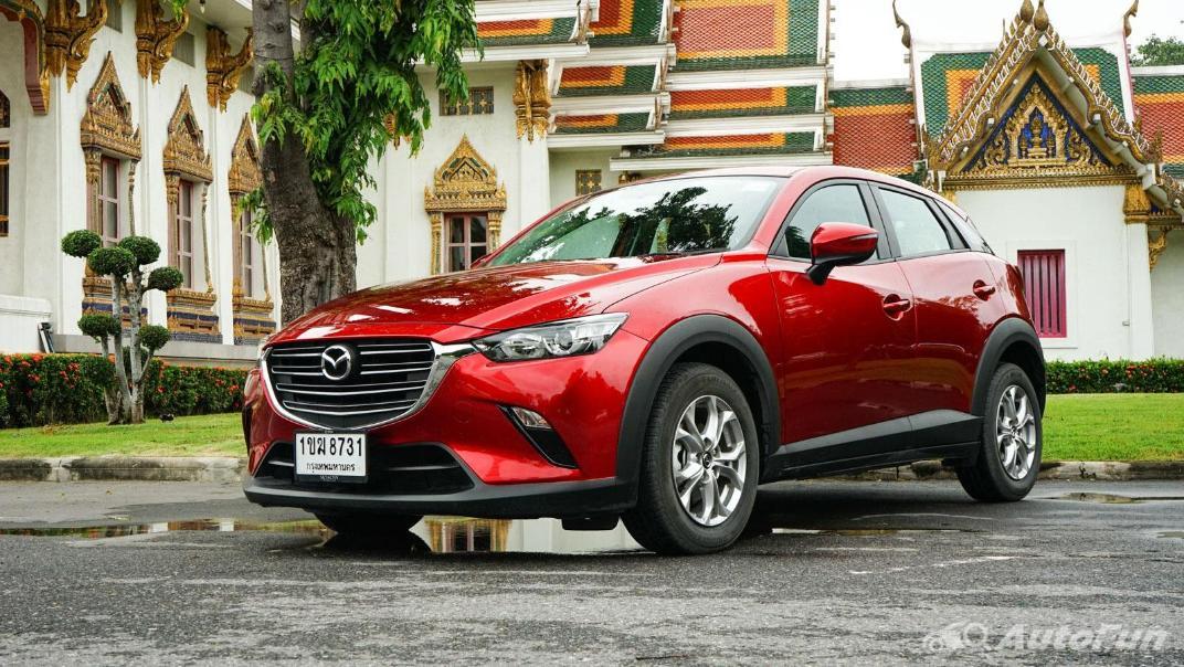 2020 Mazda CX-3 2.0 Base Exterior 001