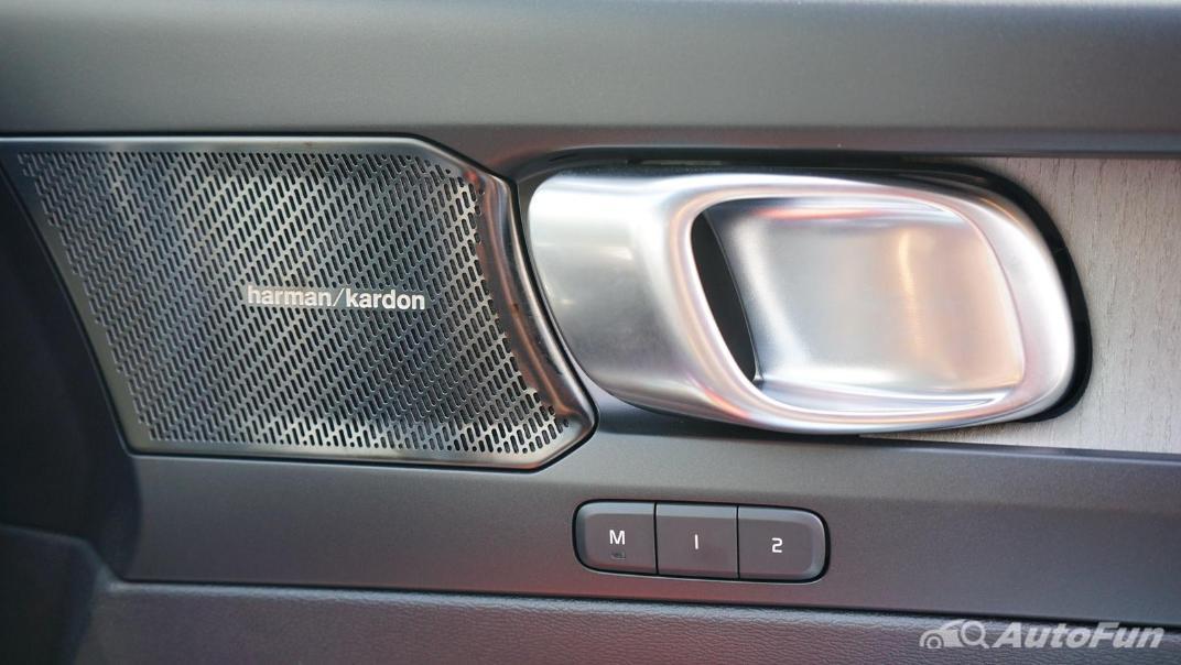 2020 Volvo XC 40 2.0 R-Design Interior 034