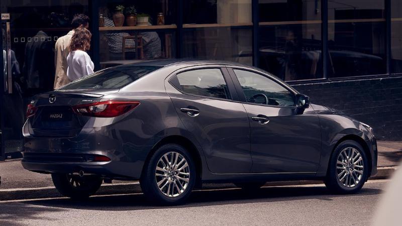 ส่องข้อดีข้อเสีย Mazda 2 Sedan ก่อนให้เป็นรถคู่ใจ 02