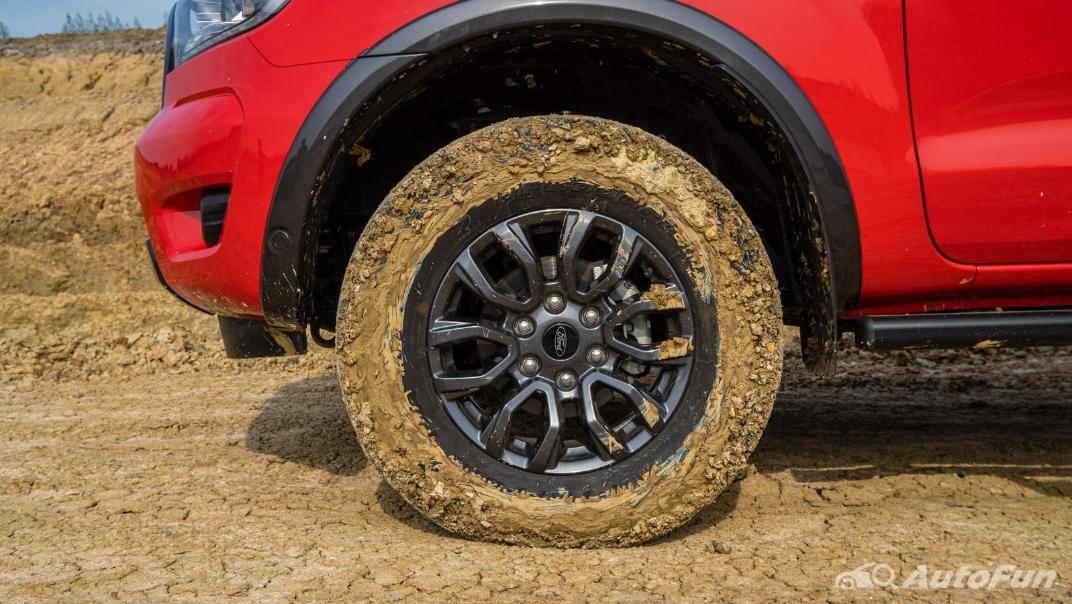 2021 Ford Ranger FX4 MAX Exterior 029