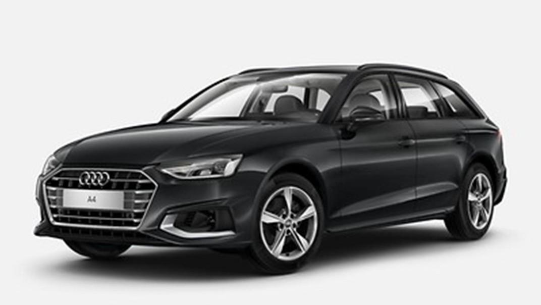 Audi A4 2020 Exterior 005