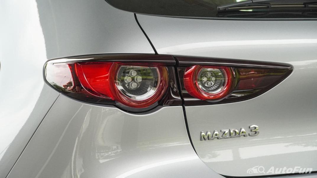 2020 Mazda 3 Fastback 2.0 SP Sports Exterior 019