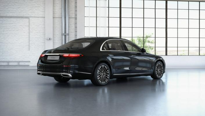 2021 Mercedes-Benz S-Class S 350 d Exclusive Exterior 005