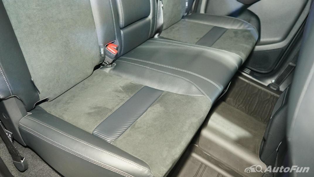 2021 Ford Ranger FX4 MAX Interior 011