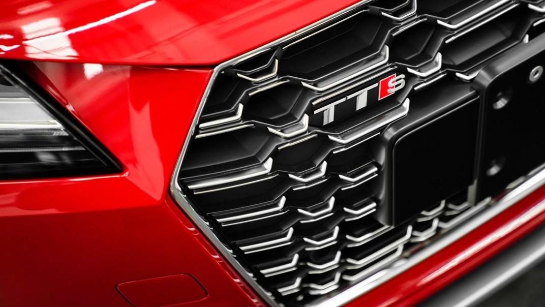 Audi TT Public 2020 Exterior 004