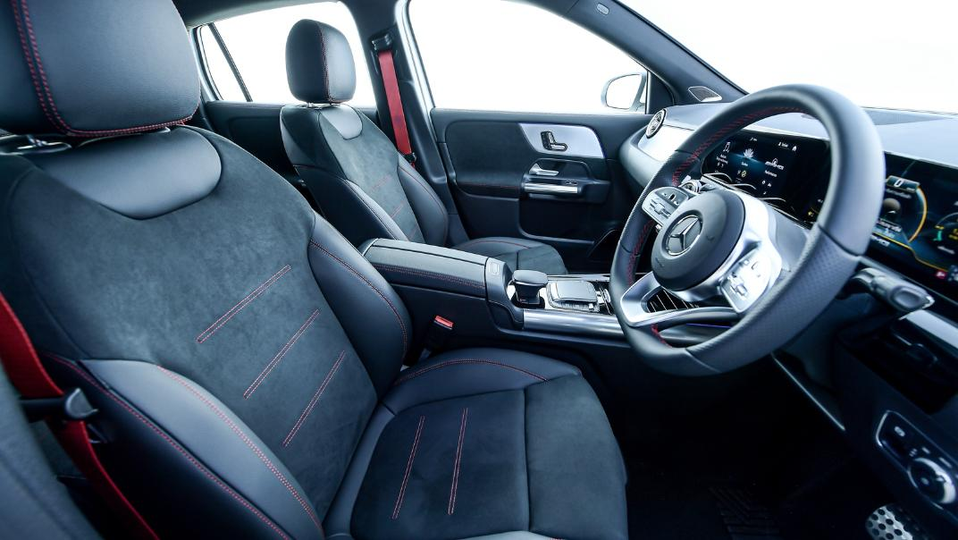 2021 Mercedes-Benz GLA-Class 35 AMG 4MATIC Interior 001