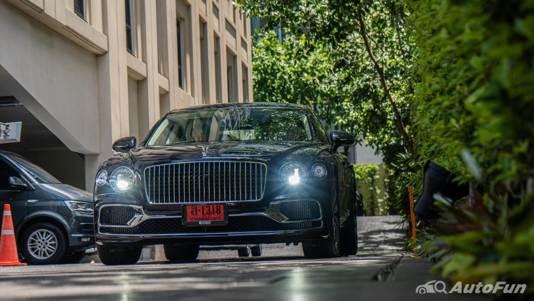 2020 Bentley Flying Spur 6.0L W12 Exterior 068