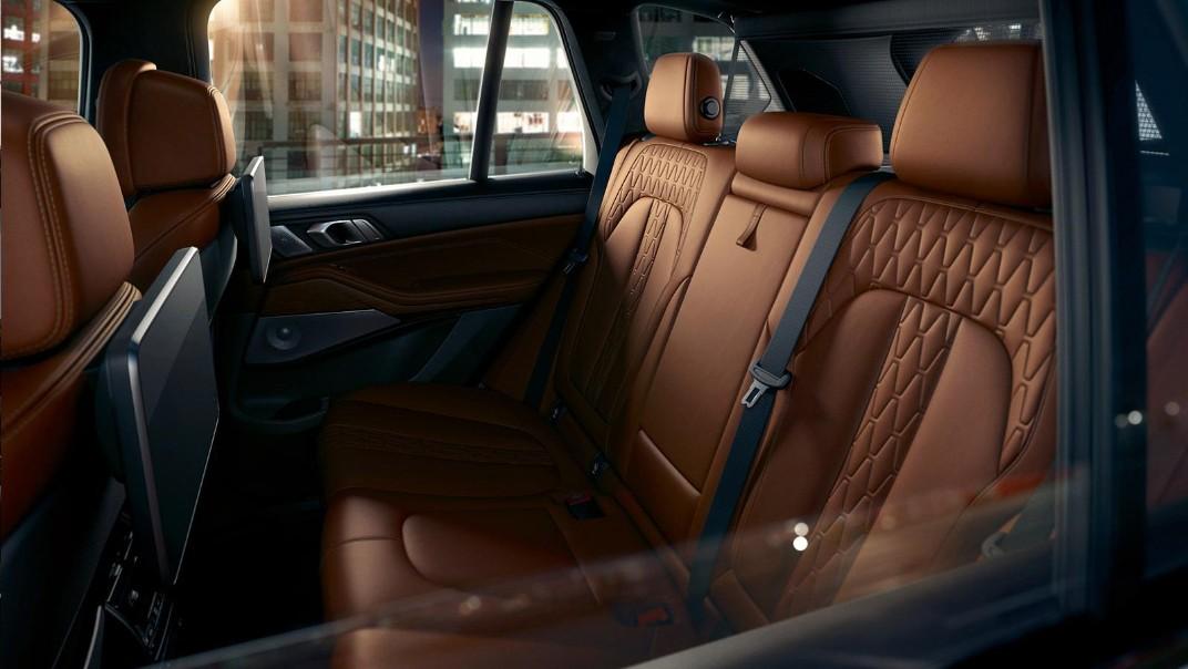 BMW X5 2020 Interior 003