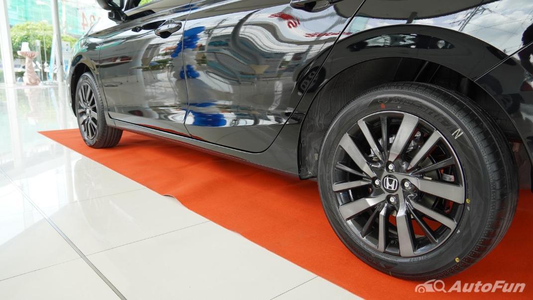 2021 Honda City Hatchback e:HEV RS Exterior 068