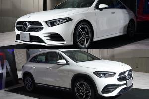 เมอร์เซเดส-เบนซ์ลั่นยังไม่แพ้ ส่ง 2021 Mercedes-Benz A-Class และ 2021 Mercedes-Benz GLA ชิงผู้นำรถหรูคืน