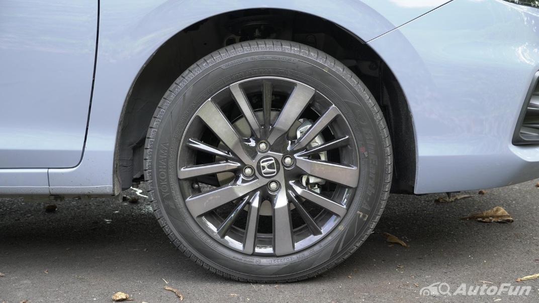 2021 Honda City Hatchback e:HEV RS Exterior 040