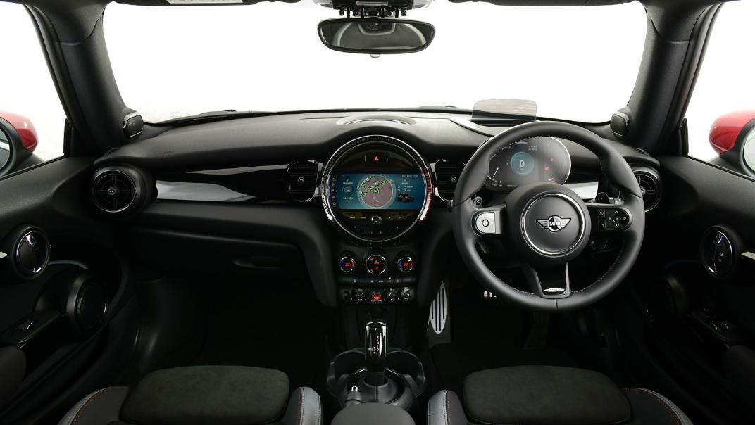 2021 Mini 3-Door Hatch John Cooper Works Interior 001