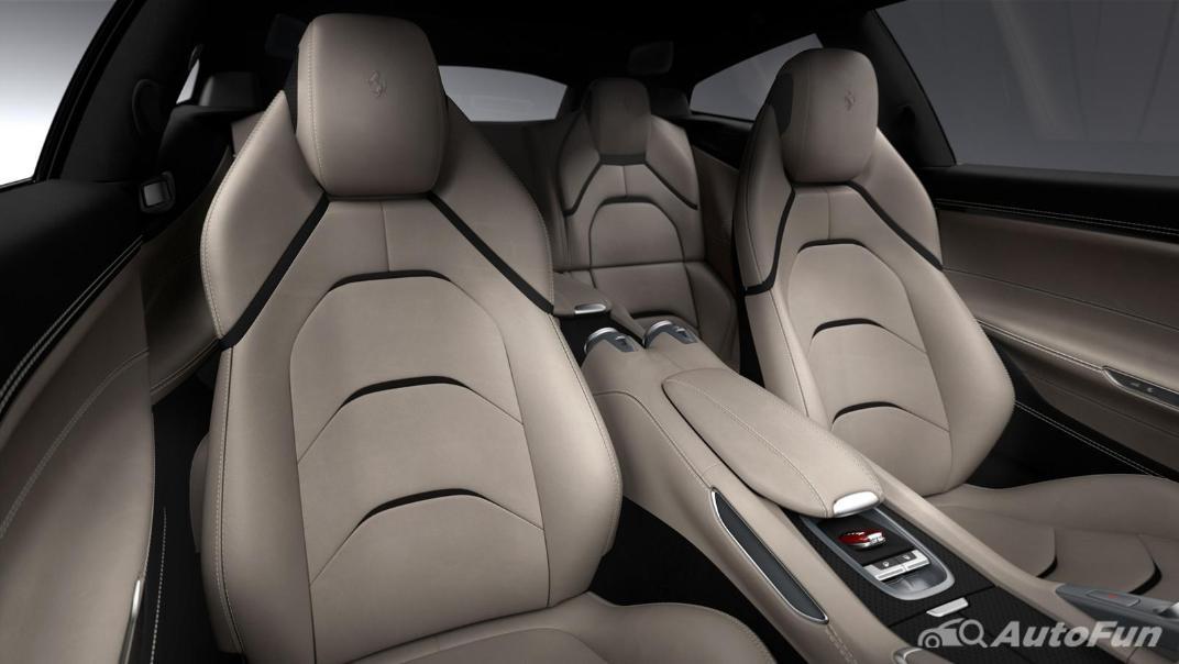 2020 Ferrari GTC4Lusso 6.2 V12 Interior 003